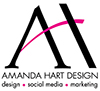 Amanda Hart Design – Graphic Design, Marketing and social media.